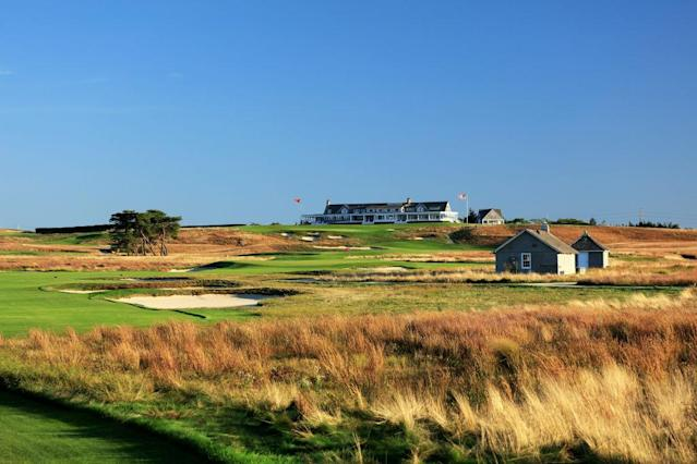 Shinnecock Hills Golf Club will host the US Open next week. (Getty)