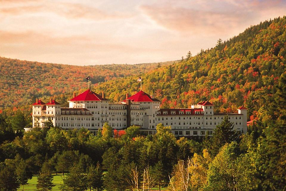 """<p>Don't skip a vacation spot with your friends just because you think your husband and kids would have fun there too. You'll have just a much fun with your friends while zip-lining, hitting the winter powder, or river tubing in the summer at <a href=""""https://www.omnihotels.com/hotels/bretton-woods-mount-washington"""" rel=""""nofollow noopener"""" target=""""_blank"""" data-ylk=""""slk:Omni Mount Washington Resort"""" class=""""link rapid-noclick-resp""""><u>Omni Mount Washington Resort</u></a>. Archery, disc golf, scenic lift rides, and mountain tours are just a few of the many activities you and you friends can partake in. Of course, the indoor pool and hot tub and outdoor pool and cabanas sound equally enticing...</p><p><strong><em>For more information visit </em></strong><a href=""""http://www.omnihotels.com/MountWashington"""" rel=""""nofollow noopener"""" target=""""_blank"""" data-ylk=""""slk:omnihotels.com/MountWashington"""" class=""""link rapid-noclick-resp""""><strong><em>omnihotels.com/MountWashington</em></strong></a><strong><em>.</em></strong></p>"""
