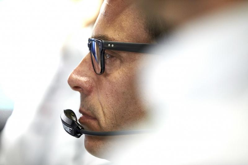 Wolff blames 'politics' and 'lies' for Ocon's plight