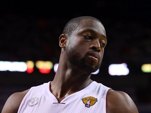 dwyane wade nba finals game 6