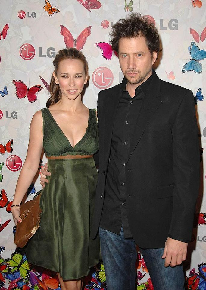 "For some reason, we still can't comprehend Jennifer Love Hewitt's interest in Jamie Kennedy. John Shearer/<a href=""http://www.wireimage.com"" target=""new"">WireImage.com</a> - April 28, 2009"