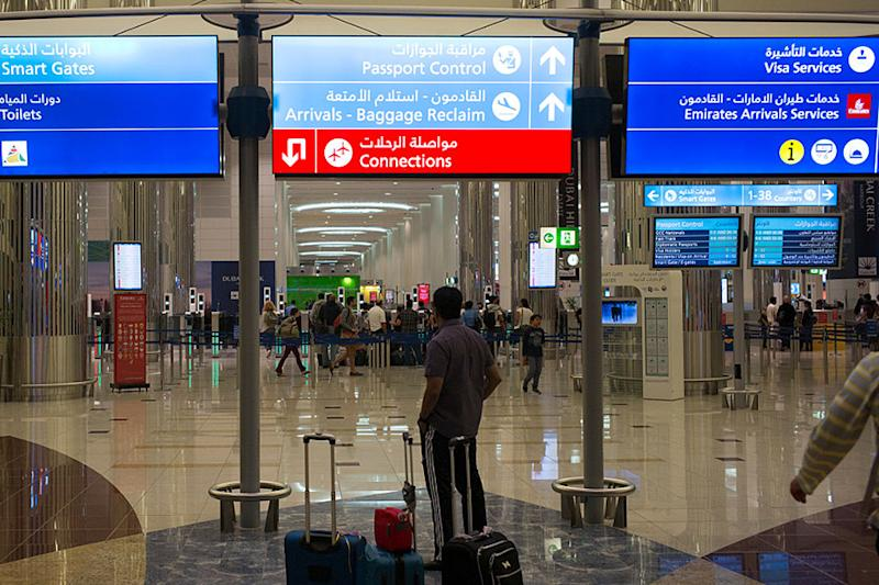 Indian Woman Gives Birth at Dubai Airport After Female Inspector Comes to Rescue