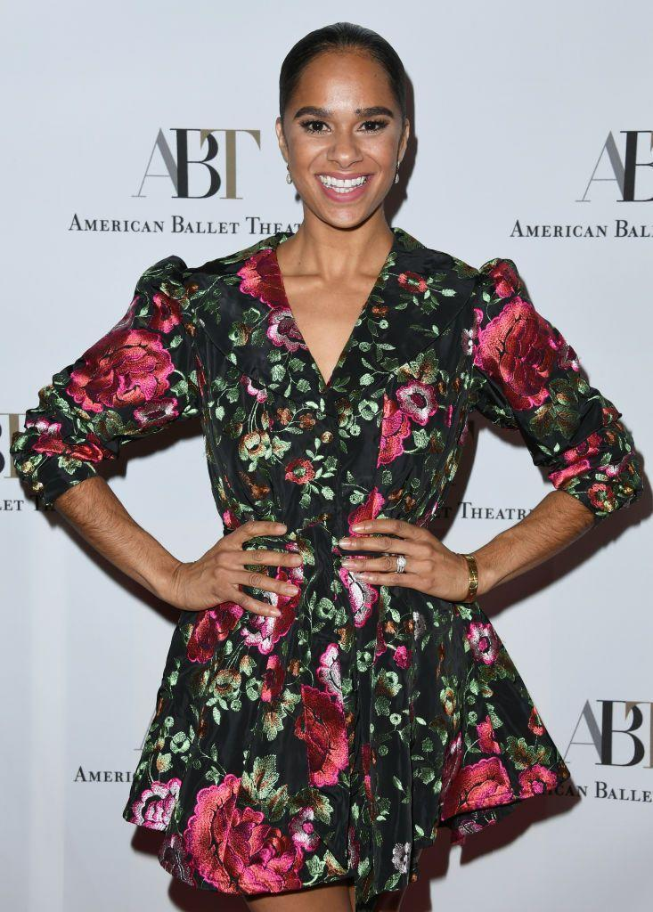"""<p>In 2014, Misty Copeland told <a href=""""https://www.newyorker.com/magazine/2014/09/22/unlikely-ballerina"""" rel=""""nofollow noopener"""" target=""""_blank"""" data-ylk=""""slk:the New Yorker"""" class=""""link rapid-noclick-resp"""">the <em>New Yorker</em></a> of her early love of ballet: """"When I was dancing, I felt in control and happy. I'm a Virgo, so I really like to be in control."""" </p>"""