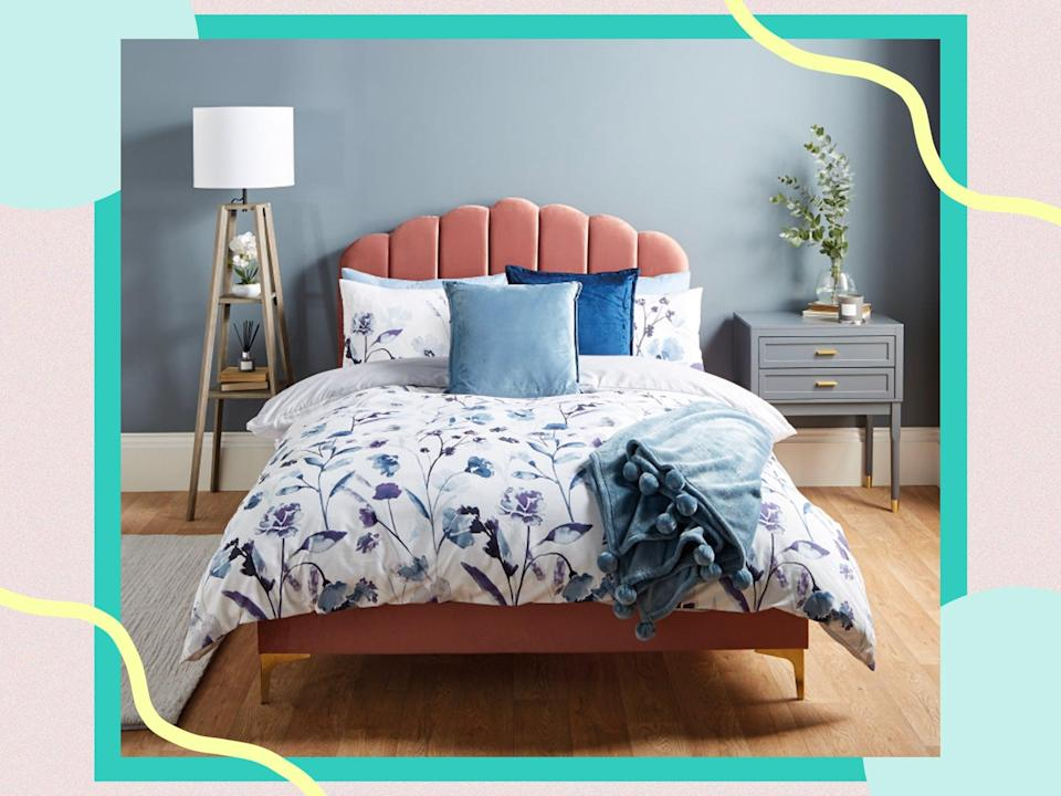 <p>If you've been searching for ways to give your bedroom a boost, we've found it</p> (The Independent)