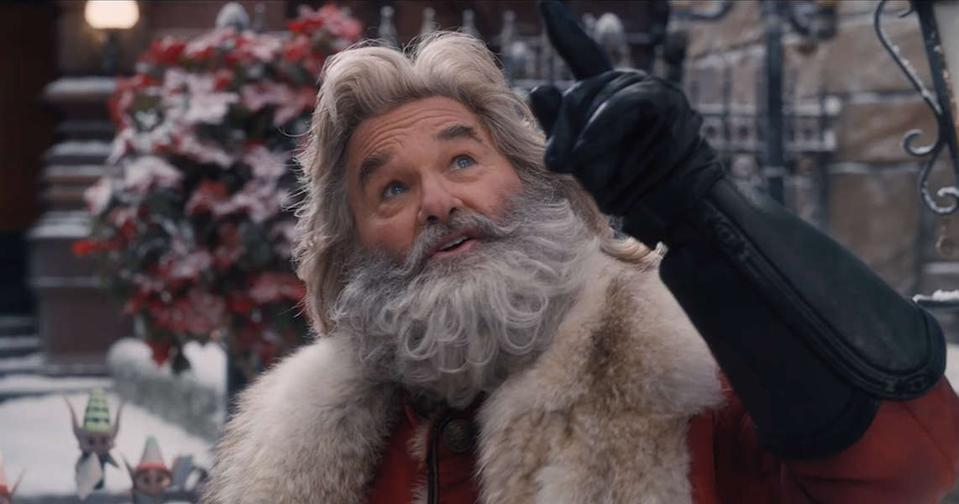 "Kurt Russell in ""The Christmas Chronicles 2"" (Netflix)"