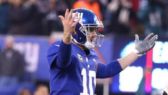 Giants' Eli Manning has no problem with current catch rule