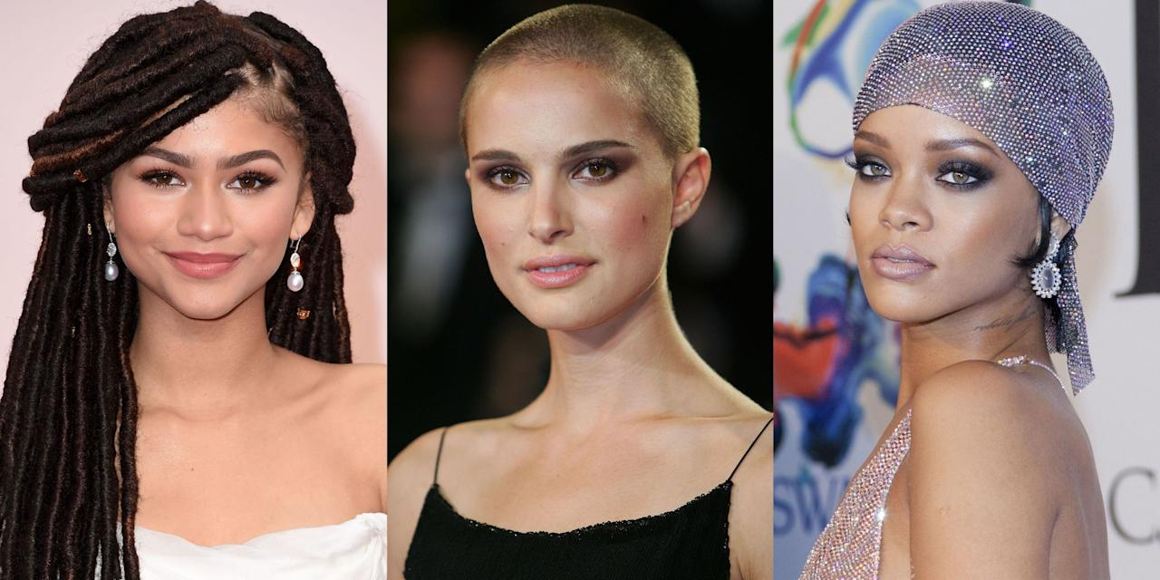 <p>Iconic moments in red carpet beauty history.</p>