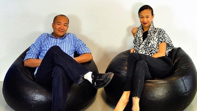(L-R) Bounthay Khammanyvong, Group CEO, WhatsNew and Shannon Kalayanamitr, CEO and Founder, MOXY