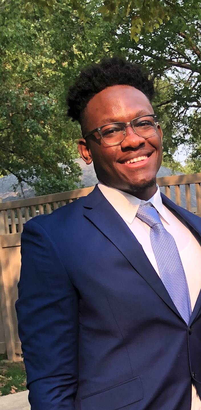 Mischael Saint-Sume, a Howard University student waiting to hear from a variety of medical schools, hopes one day to open a surgery clinic in his medically underserved community in South Florida.