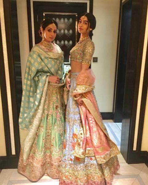 Sridevi, who was last seen in <em>Mom</em>, has often made headlines for her heartwarming moments with her daughters Jhanvi and Khushi.