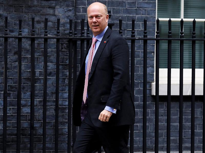 Chris Grayling has faced criticism over his handling of timetable disruption on Northern Rail and the Govia Thameslink Railway: REUTERS