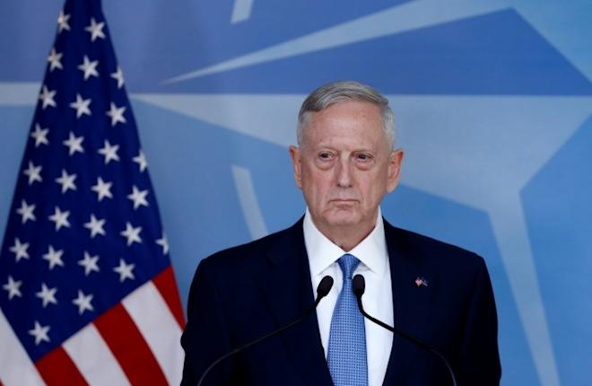 US defence secretary James Mattis says Donald Trump has strong support for Nato