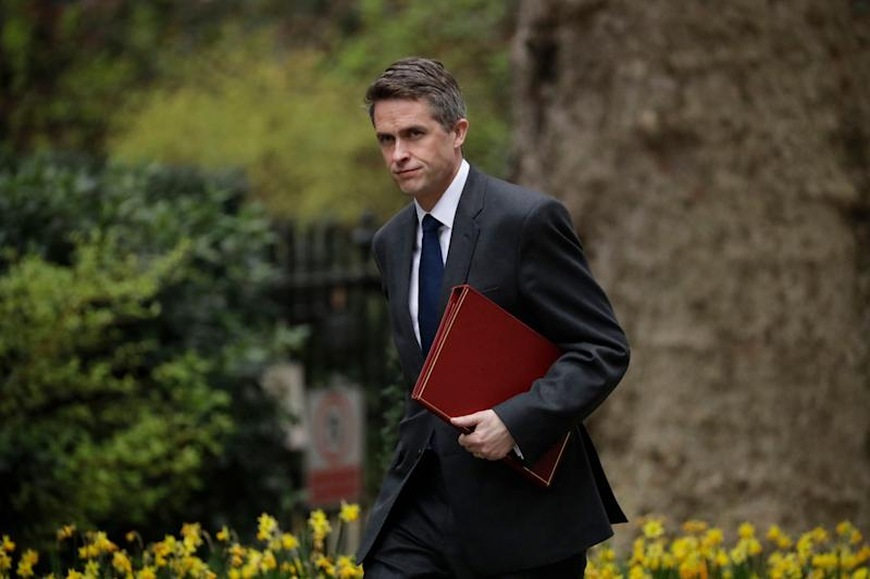 UK defense secretary fired over Huawei leaks