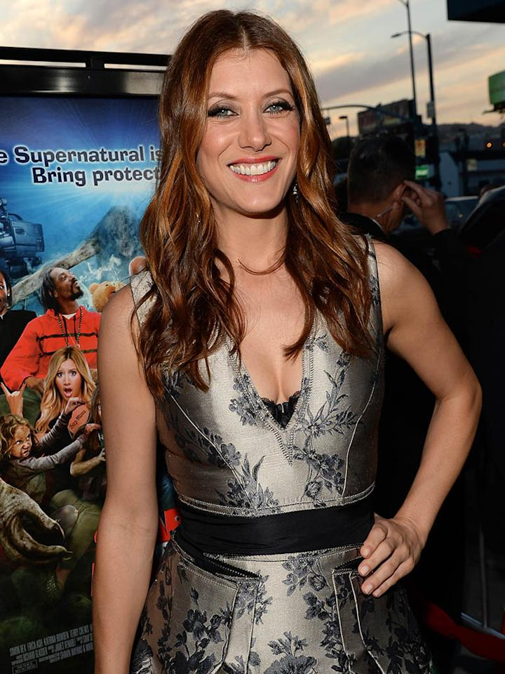 """Private Practice"" star Kate Walsh is a guest of USA Today."