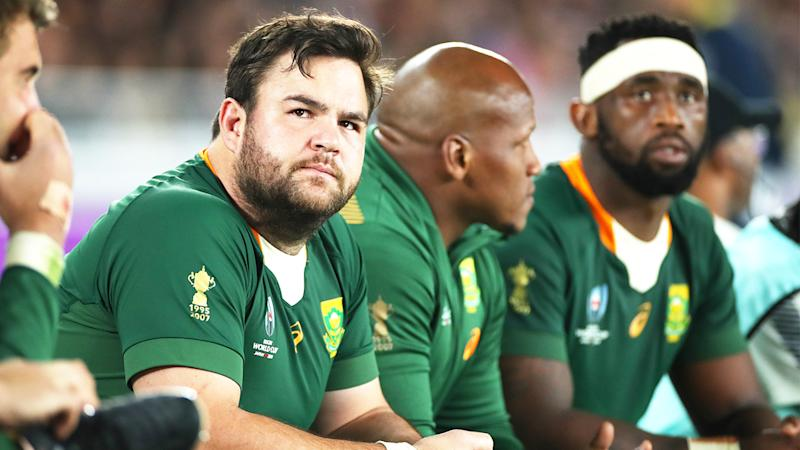 World champions South Africa have reportedly pulled out of the Rugby Championship. (Getty Images)