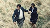 <p> <strong>UK:</strong> Amazon Prime Video (rent or buy) </p> <p> <strong>US:</strong> Netflix </p> <p> An acquired taste for sure, but this dark comedy has Colin Farrell starring as David, a man left by his wife and with just 45 days to find a new love. If he doesn't, he will be, y'know, turned into an animal and left in the woods. </p>