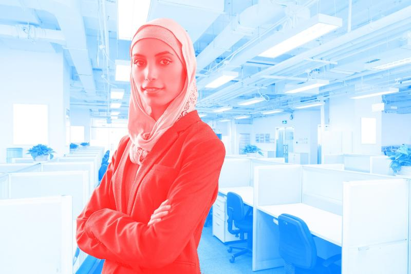 What to Do if You're Afraid to Wear a Hijab to Work