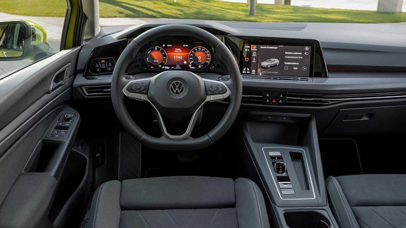 Test Volkswagen Golf 8 eHybrid 2020