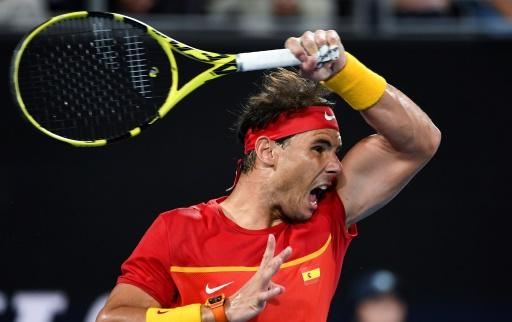 Rafael Nadal is just one away from Federer's record of 20 Grand Slam titles