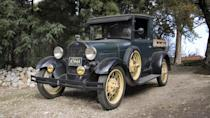 """<p>All styles of the Model A, if in extraordinary condition, can have a price tag in the ballpark of $20,000. Particularly rare Model A vehicles, such as a Chicago police paddy wagon restoration or a school bus, have a higher value of $35,000-$45,000.</p> <p><em><strong>Save Up for a New Car: <a href=""""https://www.gobankingrates.com/saving-money/budgeting/easy-to-use-budget-templates/?utm_campaign=1013678&utm_source=yahoo.com&utm_content=14"""" rel=""""nofollow noopener"""" target=""""_blank"""" data-ylk=""""slk:14 Completely Free, Easy-To-Use Budget Templates"""" class=""""link rapid-noclick-resp"""">14 Completely Free, Easy-To-Use Budget Templates</a></strong></em></p>"""