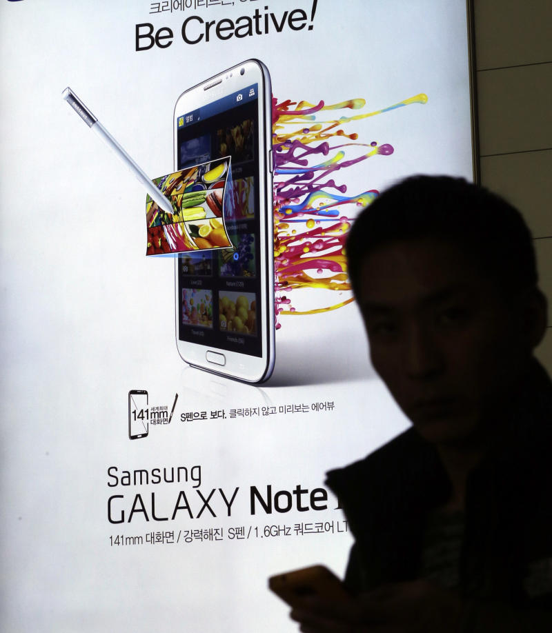 Samsung sees record-high 4Q profit