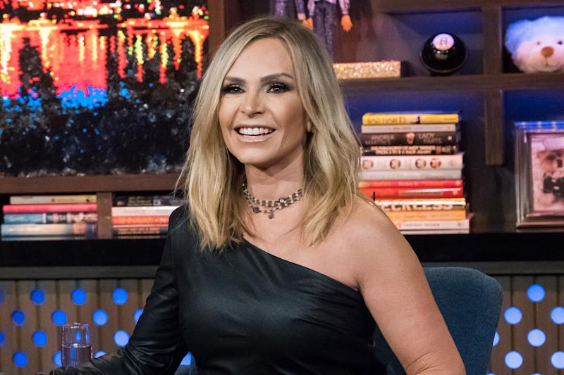 Tamra Judge on Watch What Happens Live
