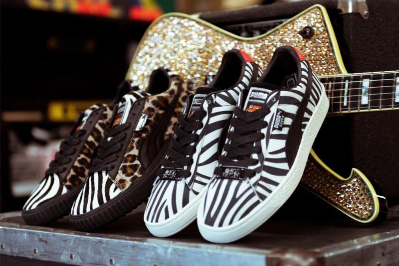 4dbf6d150eb3b8 You ll Want to Party Every Day in Puma s Sneaker Collab With Kiss Rocker Paul  Stanley