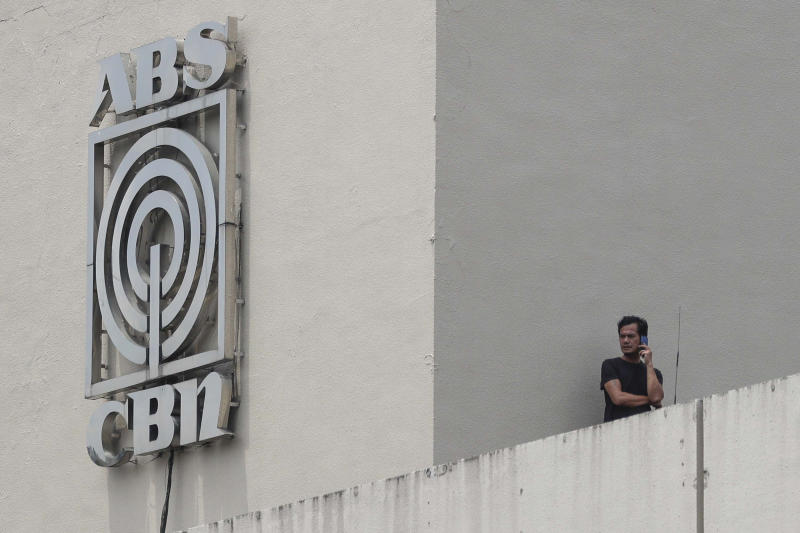 Philippines TV Network Closed