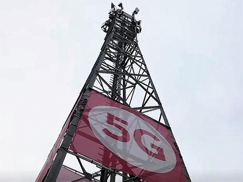 Conspiracy theorists claim 5G is linked to the Covid-19 coronavirus, despite no scientific evidence: Reuters