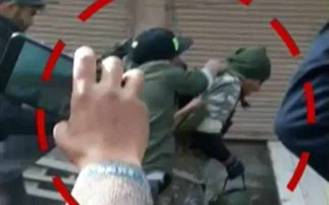 CRPF video: The story of overstretched soldiers who showed extreme restraint