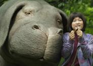 "<p>This delightfully odd and endearing story follows a young girl who fights to save her genetically modified pet pig from a greedy corporation that wants to make a meal out of her companion.</p><p><a class=""link rapid-noclick-resp"" href=""https://www.netflix.com/search?q=okja&jbv=80091936&jbp=0&jbr=0"" rel=""nofollow noopener"" target=""_blank"" data-ylk=""slk:STREAM NOW"">STREAM NOW</a></p>"