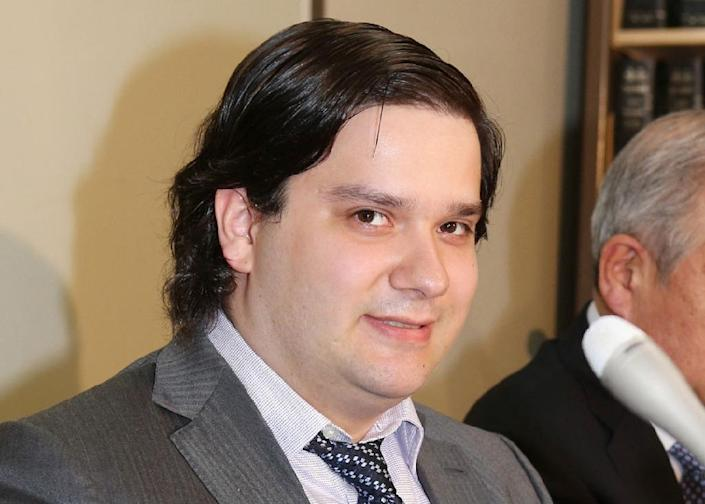 Mark Karpeles, CEO of the collapsed MtGox bitcoin exchange, is facing fresh allegations that he misused $8.9 million in customers' deposits, reports say (AFP Photo/)