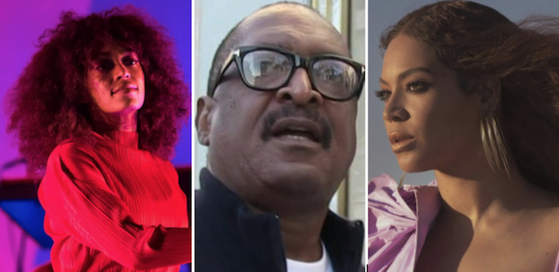 Beyoncé and Solange's father, Matthew Knowles, diagnosed with breast cancer