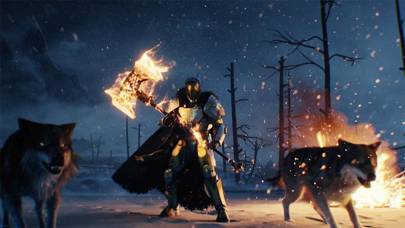 New viruses infecting 'Destiny' Crucible players may be tied to 'Rise of Iron'