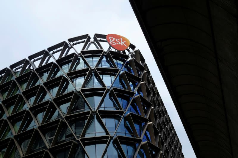 GSK's chronic disease treatment study meets late-stage main goals