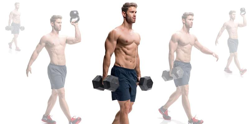 10 BEST FULL BODY WORKOUTS AT GYM FOR BEGINNERS