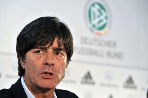 Joachim Loew has coached the German national side since 2006
