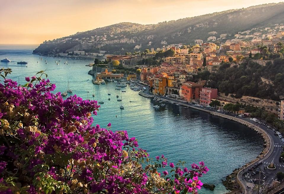 """<p>Glitz and glamour run through the winding streets and pastel-colored buildings of Monaco. Perched above the Mediterranean Sea, the French Riviera country has been under the rule of the Grimaldi family since 1297. The <a href=""""http://www.palais.mc/en/museum-and-visits/the-state-apartments-1-26.html"""" rel=""""nofollow noopener"""" target=""""_blank"""" data-ylk=""""slk:Prince's Palace"""" class=""""link rapid-noclick-resp"""">Prince's Palace</a> and neighboring <a href=""""https://cathedrale.diocese.mc/fr/"""" rel=""""nofollow noopener"""" target=""""_blank"""" data-ylk=""""slk:Saint Nicholas Cathedral"""" class=""""link rapid-noclick-resp"""">Saint Nicholas Cathedral</a> are just two of the oldest and most extraordinary royal structures visitors should make time to explore. </p><p>While the Formula One Grand Prix happens once a year, car enthusiasts can still get their fill by visiting the gallery that houses Prince Rainier III's classic automobile collection. Experience the fresh flavors of Monegasque cuisine at one of the country's Michelin-starred restaurants like <a href=""""https://www.montecarlosbm.com/en/restaurant-monaco/the-blue-bay"""" rel=""""nofollow noopener"""" target=""""_blank"""" data-ylk=""""slk:Blue Bay"""" class=""""link rapid-noclick-resp"""">Blue Bay</a> or more low-key spots like Marché De La Condamine. </p>"""