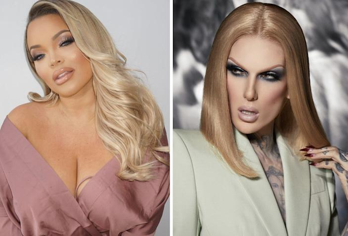 Trisha Paytas appeared to confirm parts of Tab David's explosive but since-deleted video about Jeffree Star.