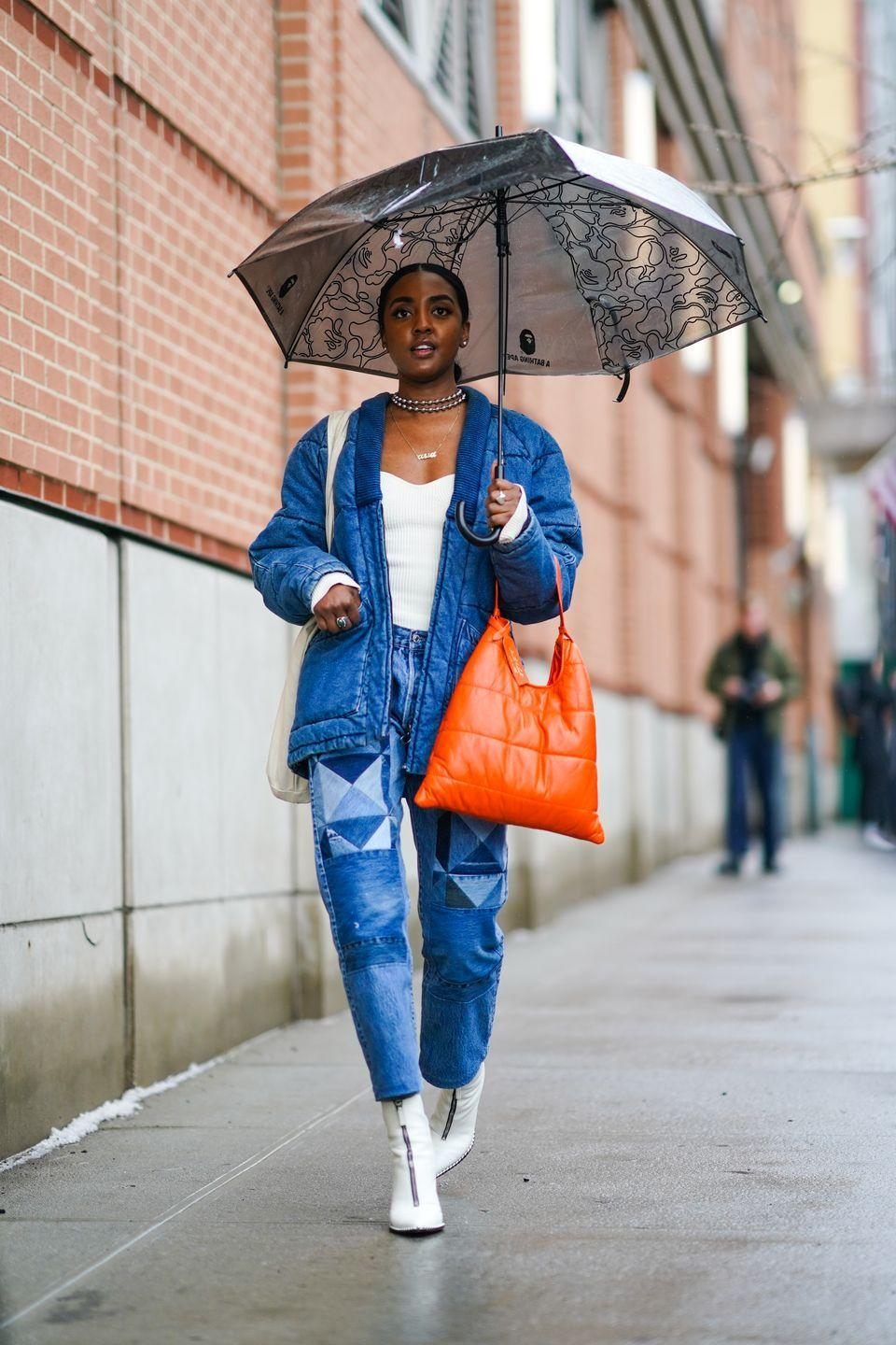 """<p>One of fall's best accessory trends: XL quilted bags. They'll go perfectly with all those <a href=""""http://www.seventeen.com/fashion/style-advice/g708/cute-jogger-sweatpants/"""" rel=""""nofollow noopener"""" target=""""_blank"""" data-ylk=""""slk:athleisure looks"""" class=""""link rapid-noclick-resp"""">athleisure looks</a> you've mastered while social distancing.<br><br></p>"""