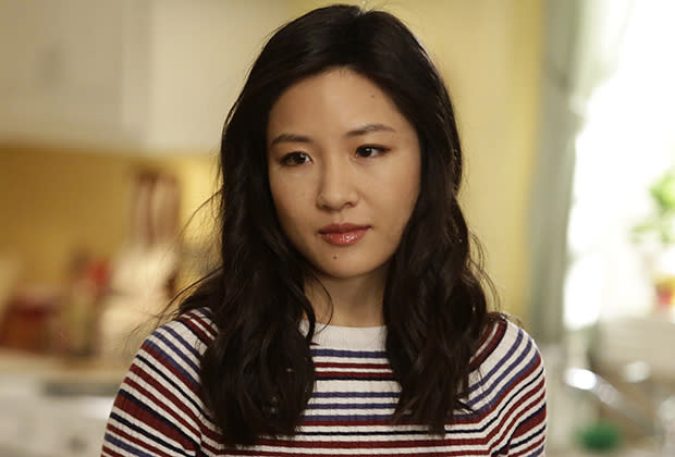 ABC president hasn't spoken to Constance Wu since 'FOB' flap