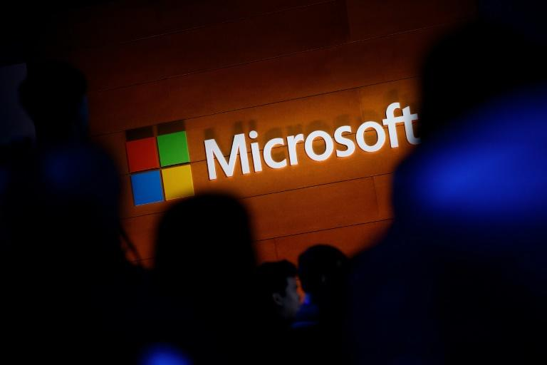Microsoft called a large-scale cyber attack disturbing