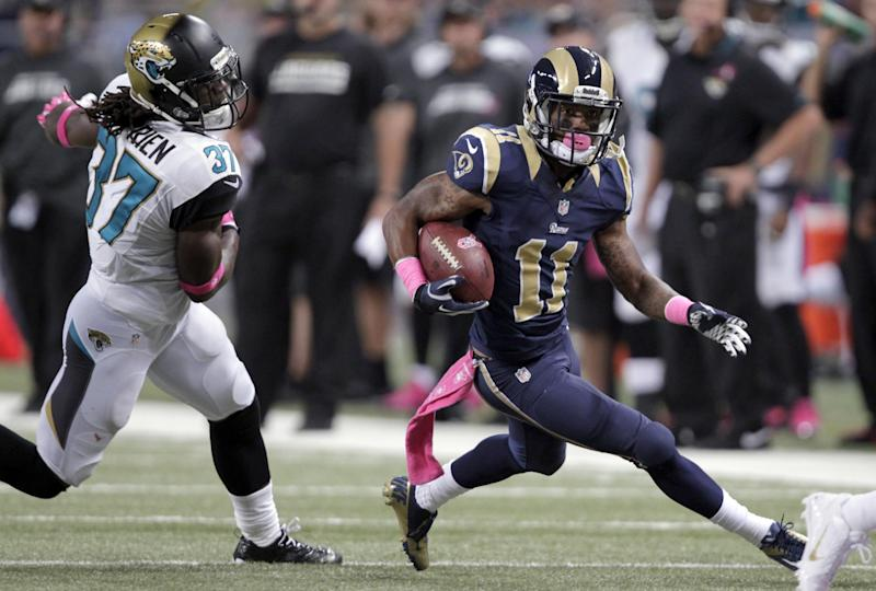 Rams' Austin not frustrated by lack of production