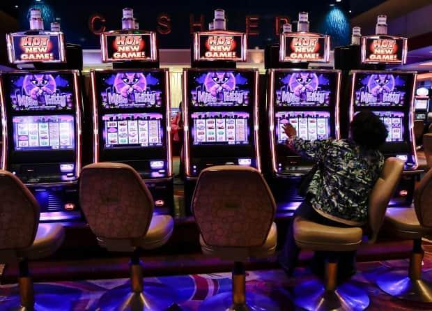 The majority of gambling addicts Stephen counsels became addicted to machines like VLTs.