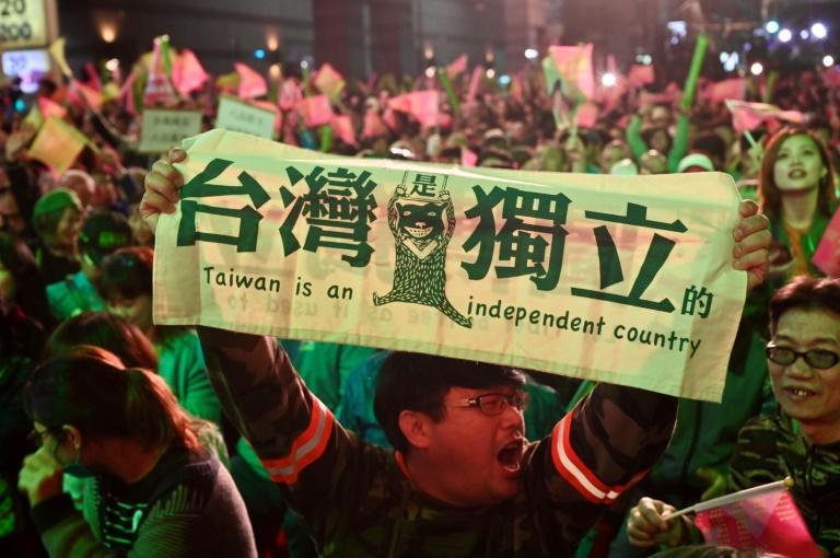 Taiwan's President Tsai Ing-wen has drawn the ire of Beijing for refusing to acknowledge that the island is part of 'one China'