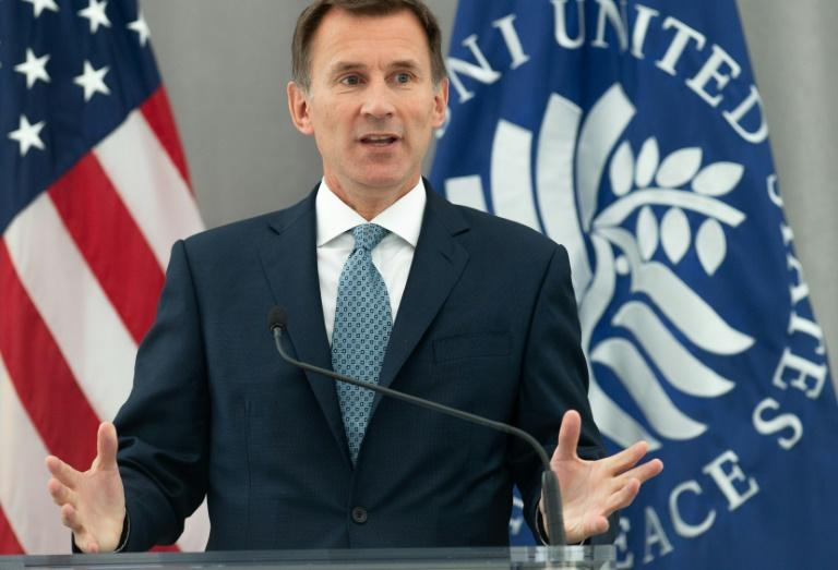 British Foreign Secretary Jeremy Hunt warns that major countries like Russia are repeatedly flouting international rules of conduct
