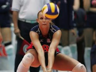 Team USA's Katie Wilkins set two national records in one match as a high school senior -- PepperdineSports.com