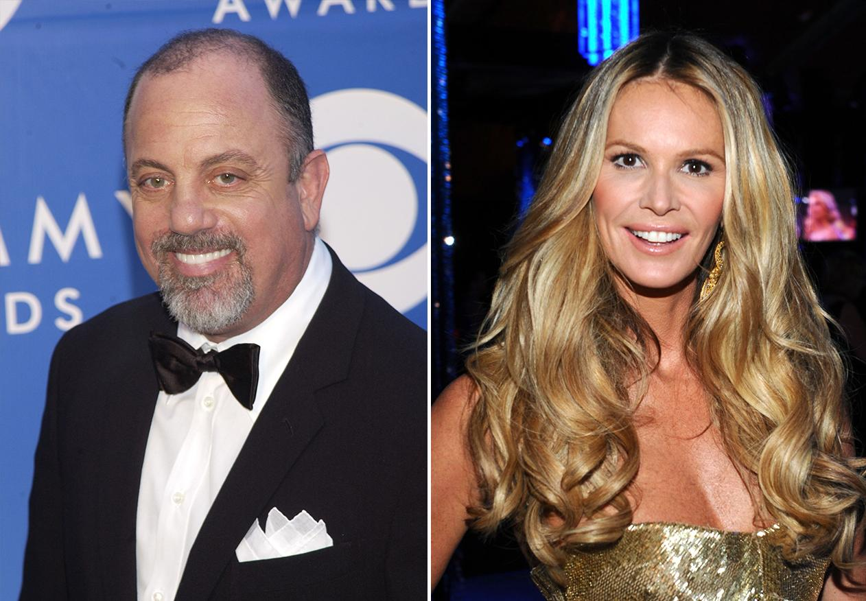 "Billy Joel's ""Uptown Girl"" was once thought to be about Christie Brinkley, but it was initially written about his then-girlfriend, Elle Macpherson."