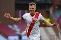 Southampton midfielder James Ward-Prowse scored twice against Aston Villa