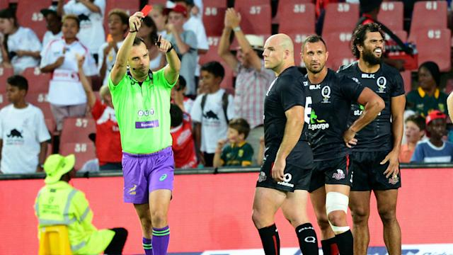 The Australia playmaker Quade Cooper pleaded guilty to a dangerous tackle on Lions centre Rohan Janse van Rensburg.